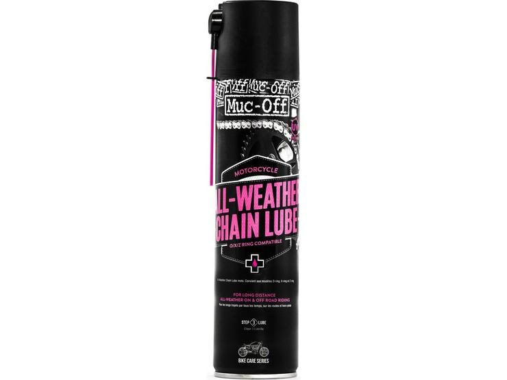 MUC-OFF All Weather Chain Lube - 400ml