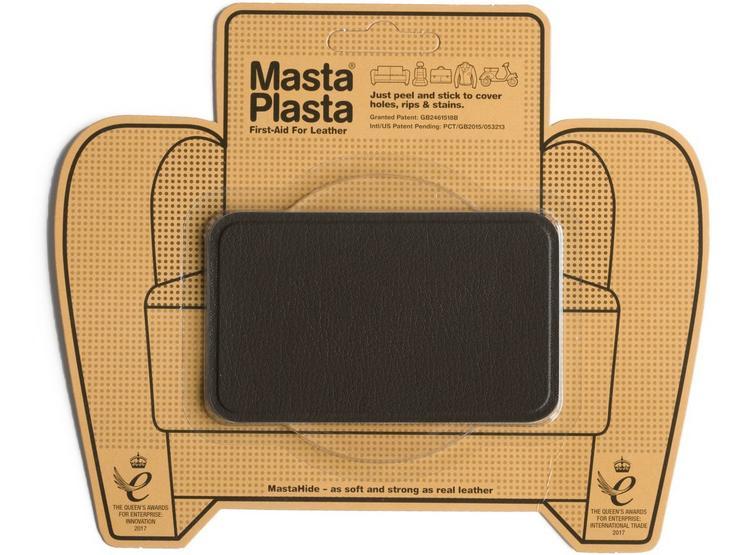 Mastaplasta Dark Brown Medium 10x6cm Stitch