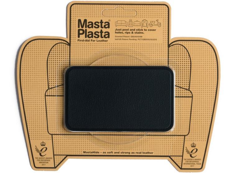 Mastaplasta Black Medium 10x6cm Stitch
