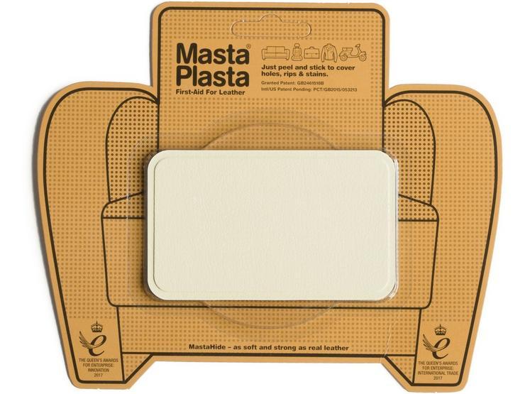 Mastaplasta Ivory Medium 10x6cm Stitch