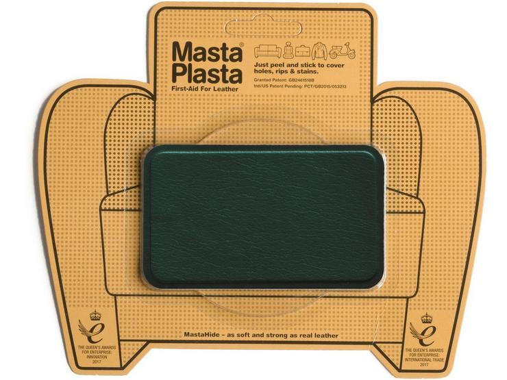 Mastaplasta Green Medium 10x6cm Stitch