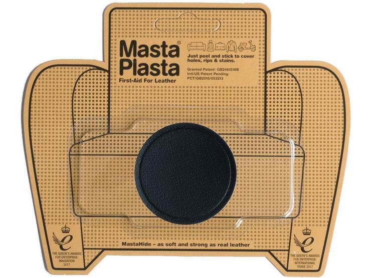 Mastaplasta Black 5x5cm Circle