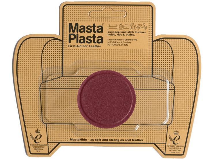 Mastaplasta Red 5x5cm Circle