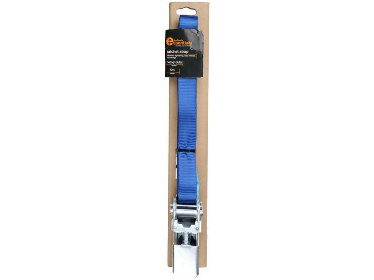 Halfords Essentials 5m Ratchet Strap