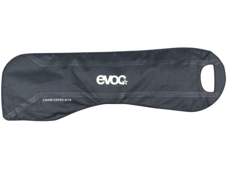 Evoc Mountain Bike Chain Cover - Black