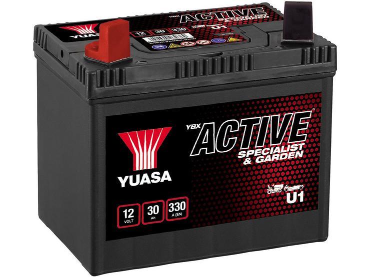 Yuasa U1 Specialist and Garden Battery