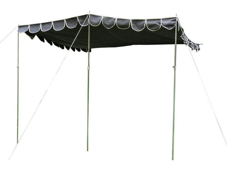 Olpro Shade Camper Van Canopy - Charcoal