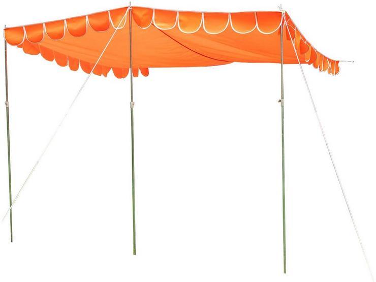 Olpro Shade Camper Van Canopy - Orange