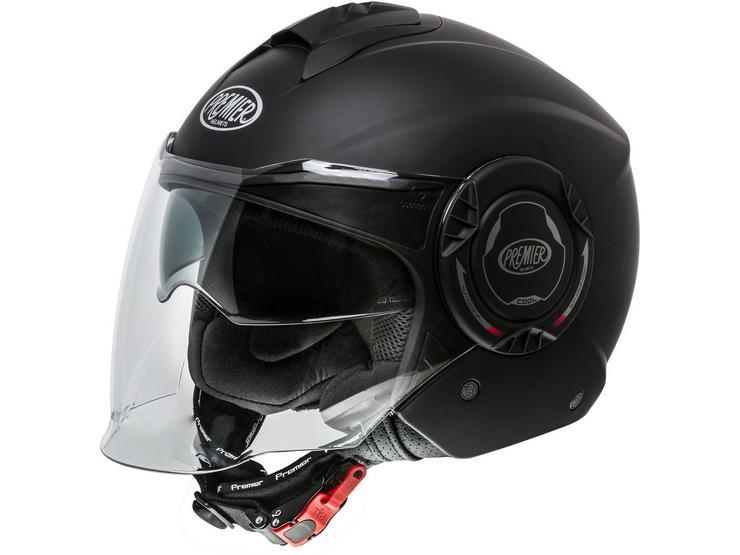 Premier Cool Helmet Matt Black