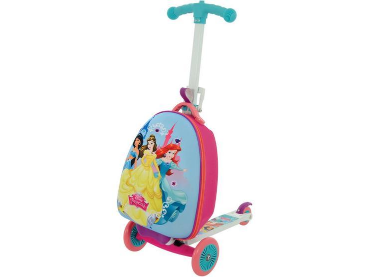 Disney Princess 3-in-1 Scootin' Suitcase
