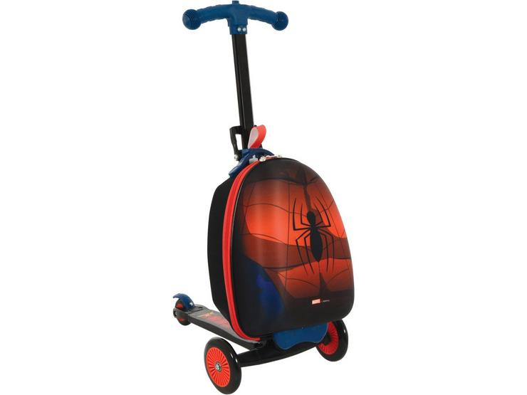 Spiderman 3-in-1 Scootin' Suitcase
