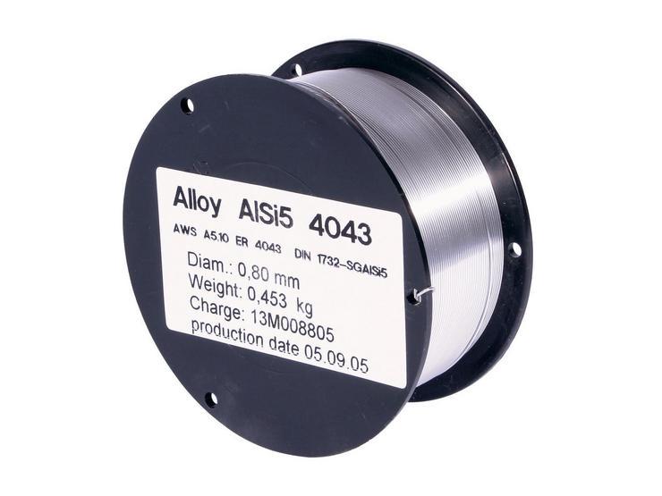 SIP Aluminium Welding Wire 0.8mm