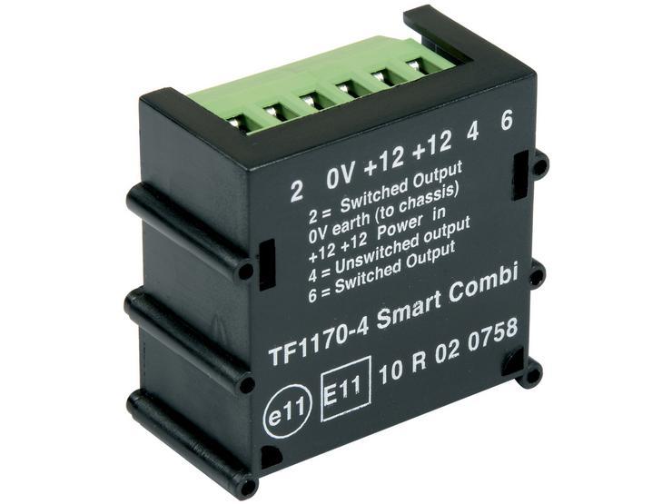 Ring 12S Smart Combi 22 Amp Relay