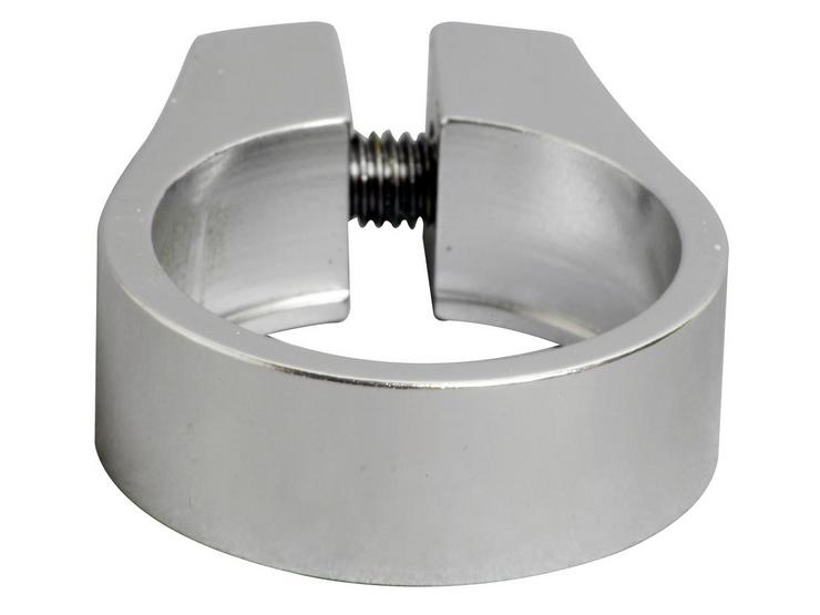 Halfords Seat Clamp Collar - 31.8mm