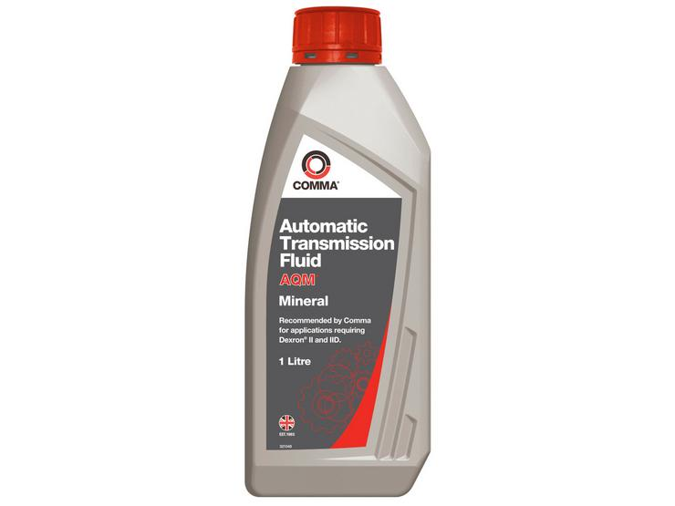 Comma AQM Automatic Transmission Fluid 1L