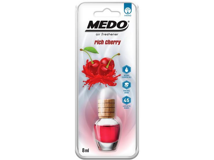 MEDO 8ml Hanging Glass Jar Rich Cherry