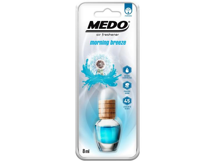 MEDO 8ml Hanging Glass Jar Morning Breeze