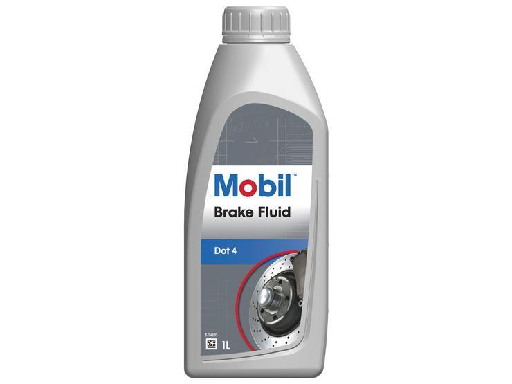 Mobil Brake Fluid DOT 4 SC 1L