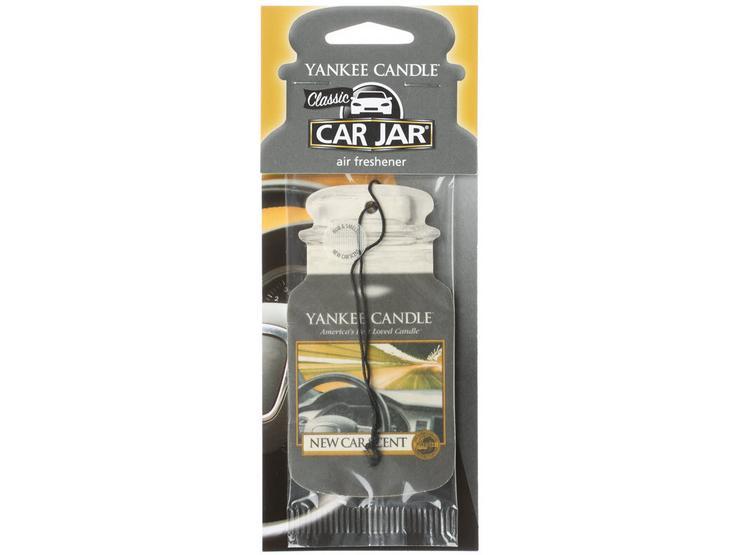Yankee Candle Car Jar Ultimate Air Freshener in New Car