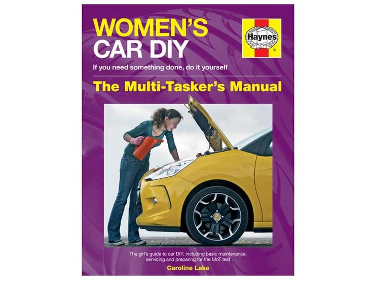 Haynes Womens Car DIY Manual