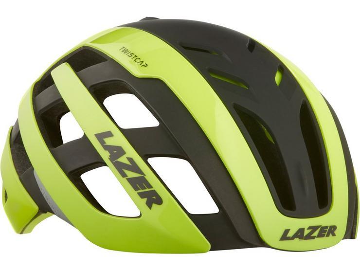 Lazer Century Helmet  Flash Yellow Small