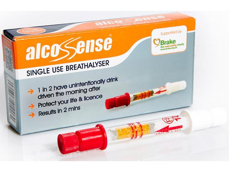 AlcoSense Single Use Breathalyser