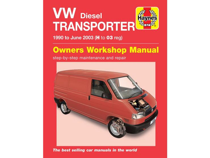 Volkswagen Transporter T4 Diesel ( H - 04 )