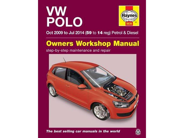 Haynes Manual VW Polo Petrol & Diesel (09-14)