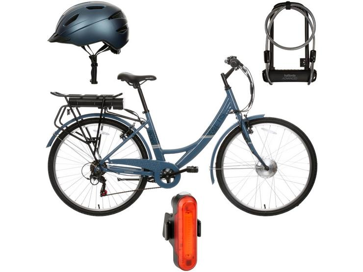Apollo Metis Electric Bike and Must Have AccessoriesBundle