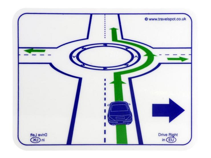 Driveright Lane Safety Device