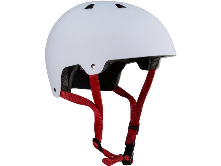 Harsh ABS Helmet White