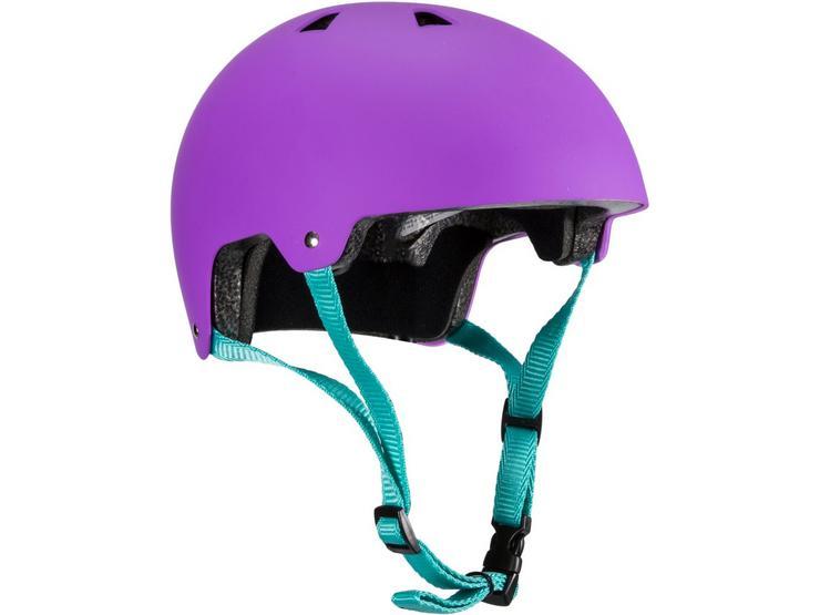 Harsh ABS Helmet Purple, X Small (47-50cm)