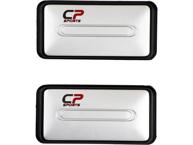 Carpoint Seat Belt Stoppers x2