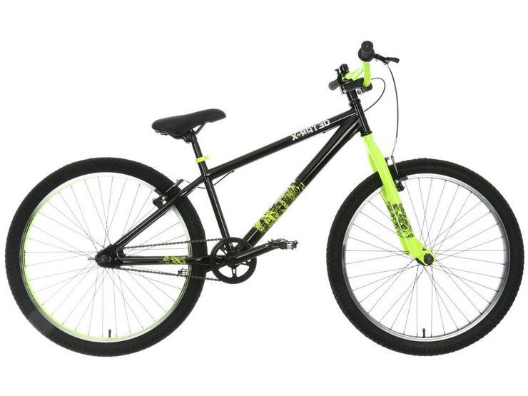 "X-Rated Mesh Dirt Jump Bike - 26"" Wheel"