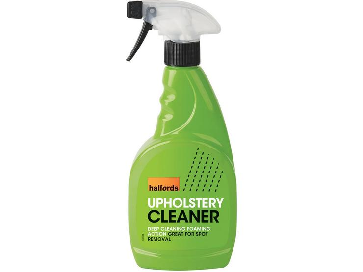 Halfords Upholstery Cleaner 500ml