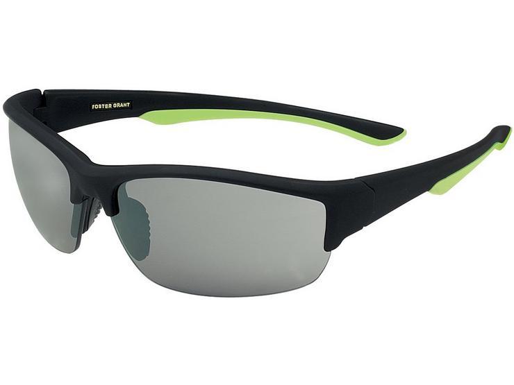 Foster Grant Slash Black Sunglasses