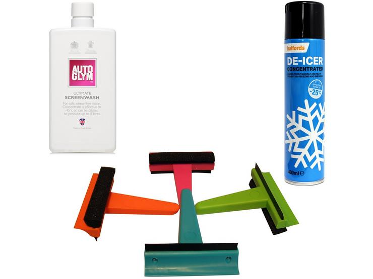Winter Ready with Autoglym Ultimate Screenwash