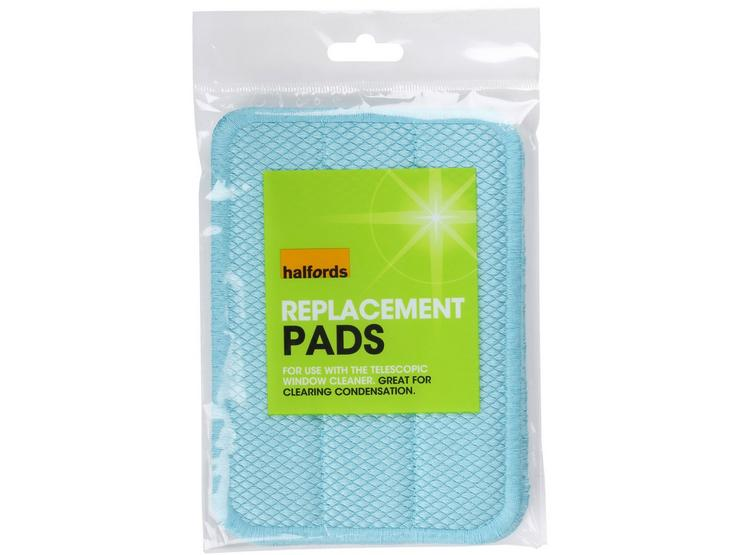 Halfords Windscreen Cleaner Replacement Pads