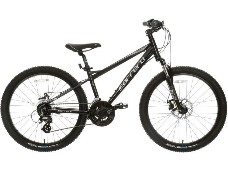 "Carrera Vengeance Junior Mountain Bike - 24"" Wheel"