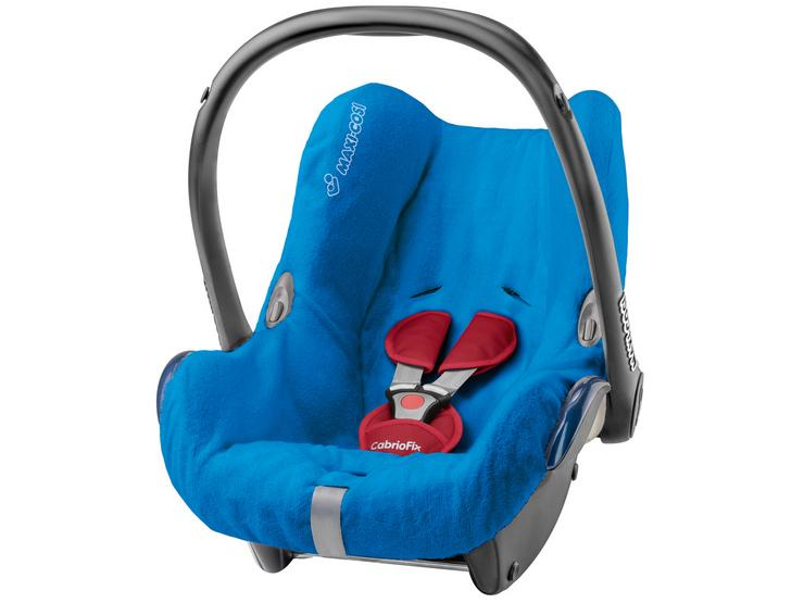 Maxi-Cosi CabrioFix Baby Car Seat Summer Cover - Blue