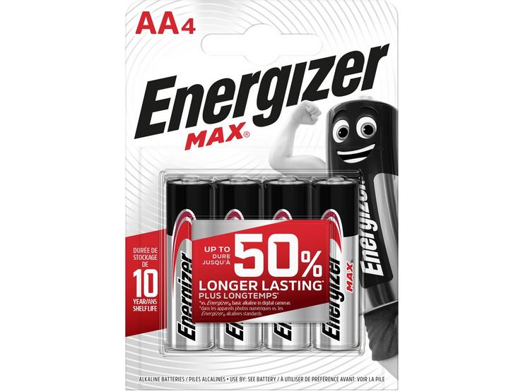 Energizer Ultra Plus AA 4 pack