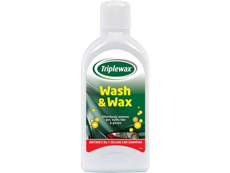 CarPlan Triplewax Car Shampoo 1 Litre