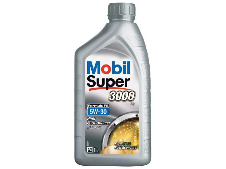 MOBIL SUPER 3000 FE FORMULA  5W30 1L