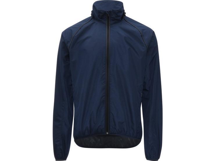 Ridge Mens Waterproof Jacket - Navy