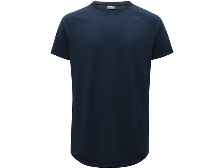 Ridge Mens Cycling T Shirt - Navy