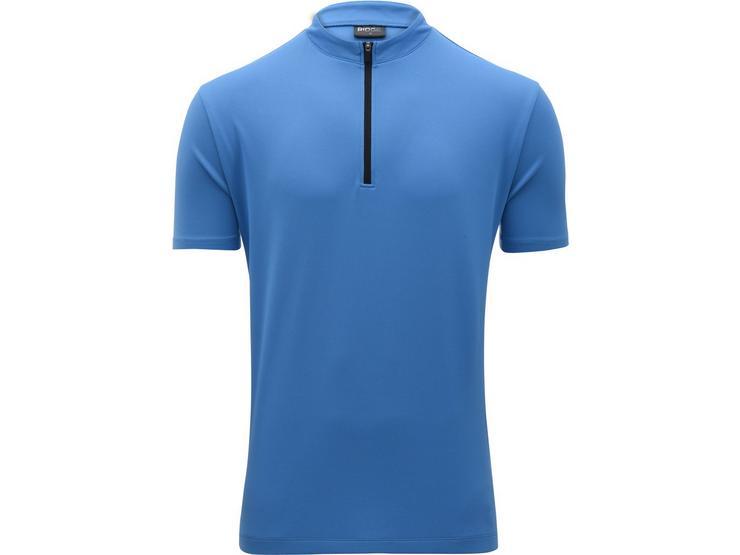 Ridge Mens Cycling Jersey - Blue