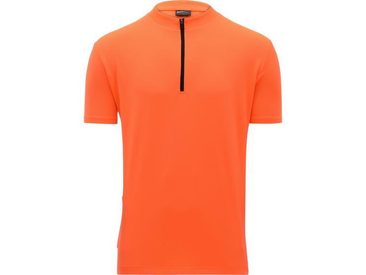 Ridge Mens Cycling Jersey - Orange
