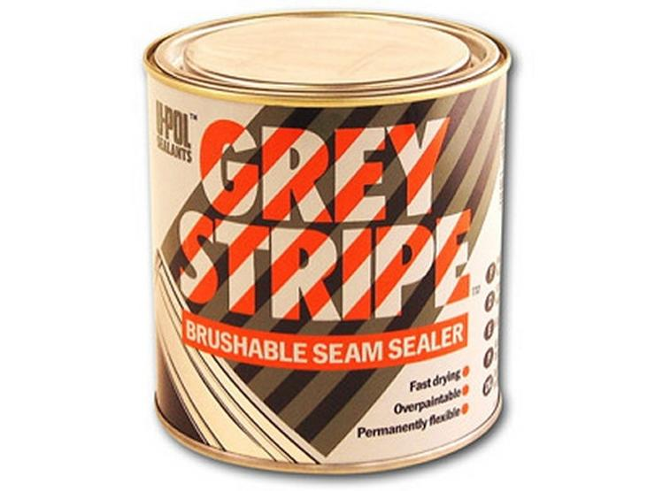 U-POL Grey Stripe 1L