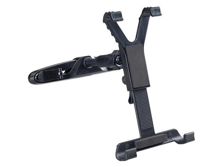 Halfords Universal Tablet Headrest Mount - Black