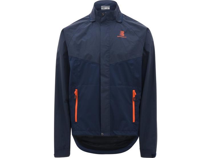 Boardman Mens Waterproof Jacket - Navy